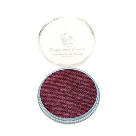 PartyXplosion face & body paint color Pearl Wine