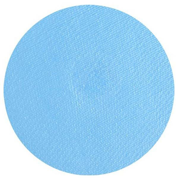 Superstar schmink Baby Blauw Shimmer kleur 063