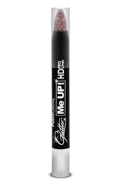 PaintGlow HD paint liner glitter pink