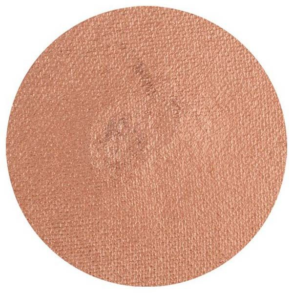 Superstar Face Paint and body paint color 131 Nut Brown Shimmer