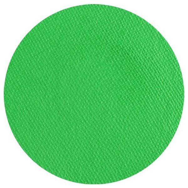 Superstar Aqua Face & Bodypaint Flash green color 142