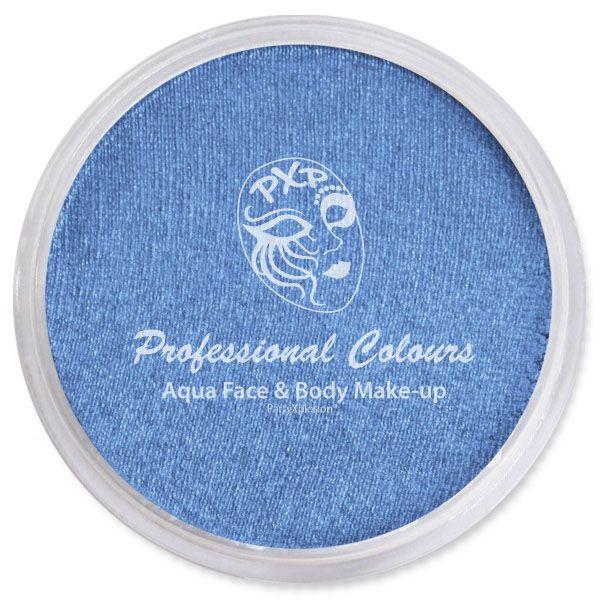 PXP PartyXplosion schmink Pearl Royal blauw