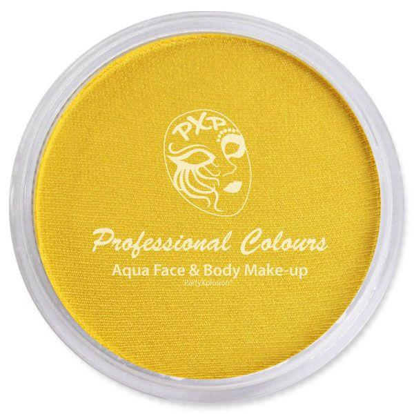 PXP PartyXplosion schmink Pearl geel
