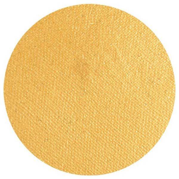 Superstar schmink kleur 066 Goud met glitter Shimmer 45g