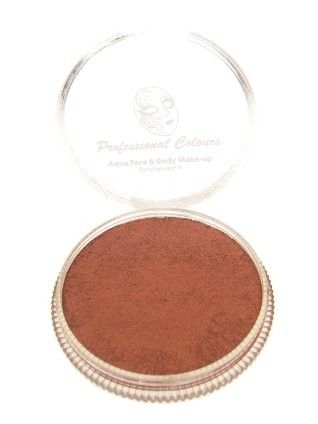 PXP Aqua face & body paint  Pearl Copper