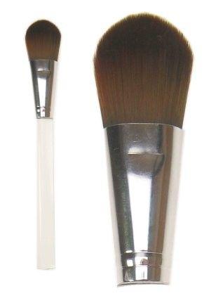 Schmink Big brush acryl maat L