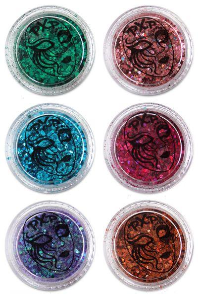 PXP Glitter Fantasie fijne glitter Mix