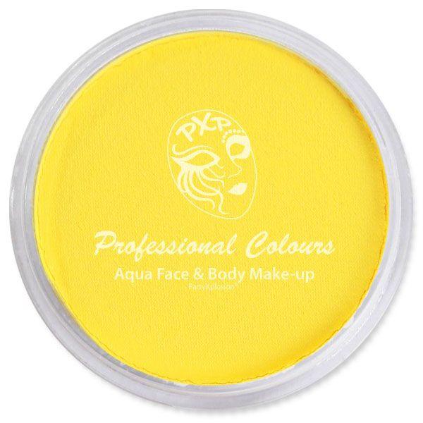 PXP PartyXplosion schmink zonnebloem geel