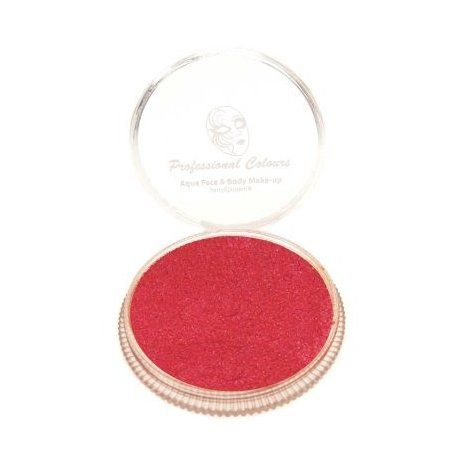 PXP Aqua face & body paint Pearl Light Red
