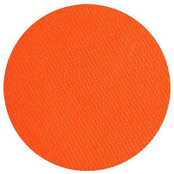 Superstar Aqua Face & Bodypaint Bright orange color 033