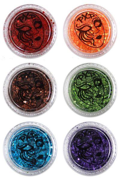 PXP Glitter Regenboog fijne glitter mix