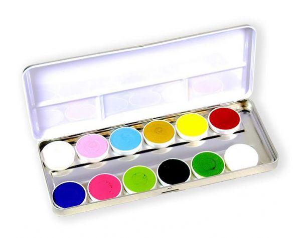 Superstar schmink palet Botanical 12 kleuren