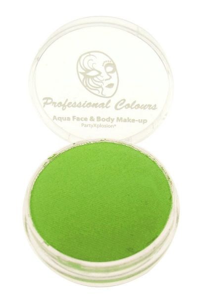 PartyXplosion Aqua face & body paint Pearl Lime